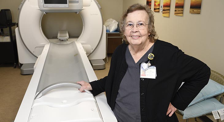 From 1960s southern Kentucky to nuclear medicine radiology