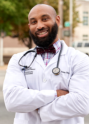 Steven Patton, D.O. family medicine physician