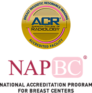 Norton Healthcare's Breast Health and Mammogram program is accredited by the American College of Radiology and the National Accreditation Program for Breast Centers.
