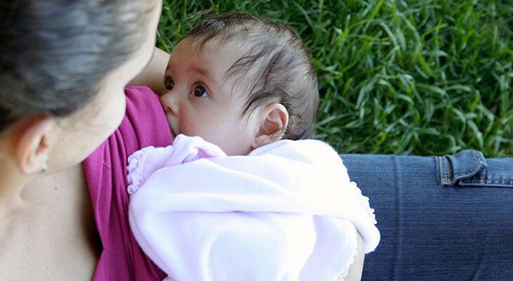 Breastfeeding jumps among Kentucky women   Norton Healthcare