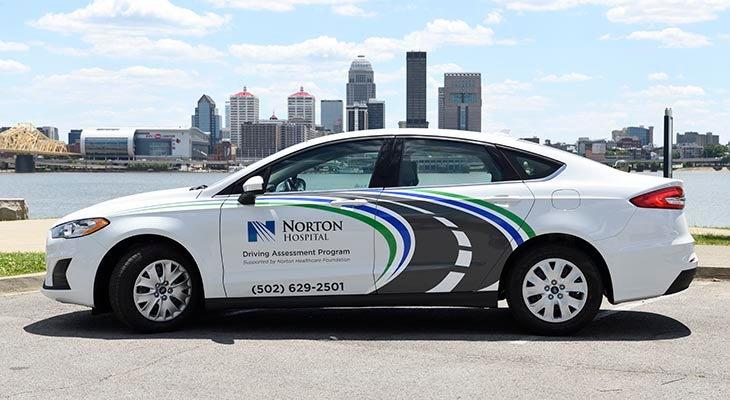 Norton Hospital Driving Assessment Program